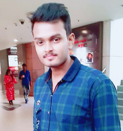 Support Engineer Mr Rupam Paul Silicon Systems